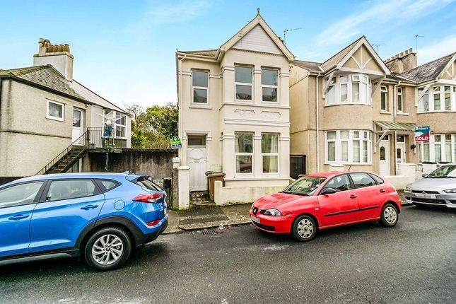 Thumbnail Detached house for sale in Meredith Road, Plymouth