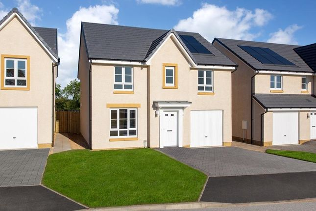 "Thumbnail Detached house for sale in ""Fenton"" at West Calder"
