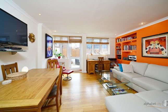 Thumbnail Flat to rent in Morant Street, London