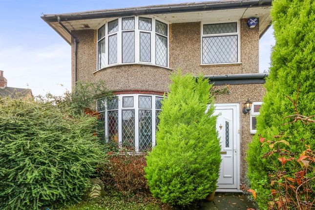 Thumbnail Detached house for sale in Burwood Road, Abington, Northampton