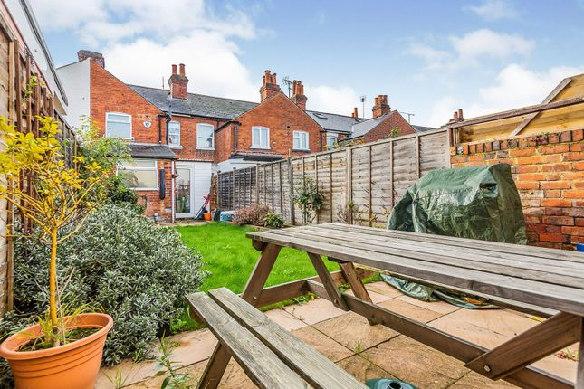Rear Garden of Prince Of Wales Avenue, Reading RG30