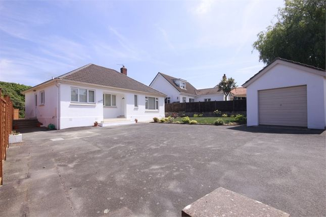 Thumbnail Detached house for sale in La Lienee, La Petite Route Des Mielles, St Brelade