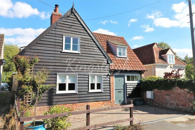 Thumbnail Detached house for sale in Anchor Lane, The Heath, Colchester, Essex