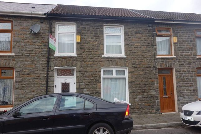 Thumbnail Terraced house to rent in 50 Volunteer Street, Pentre
