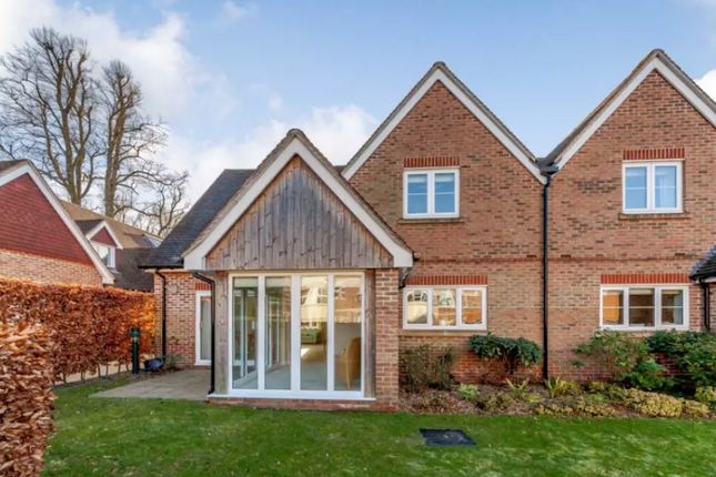 Thumbnail Duplex for sale in 3 King Georges Drive, Bramshott Place, Liphook, Hampshire
