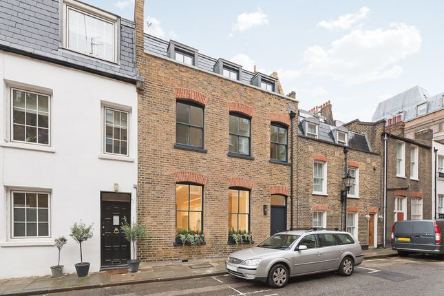 Thumbnail Terraced house to rent in Bingham Place, London