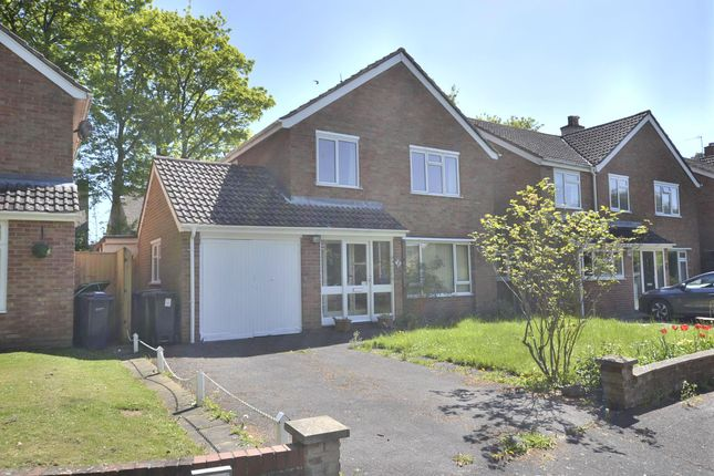 Thumbnail Detached house for sale in 8 The Park, Cumnor, Oxford