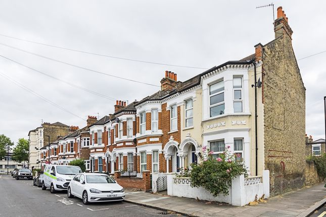 Thumbnail End terrace house to rent in Ashmere Grove, London