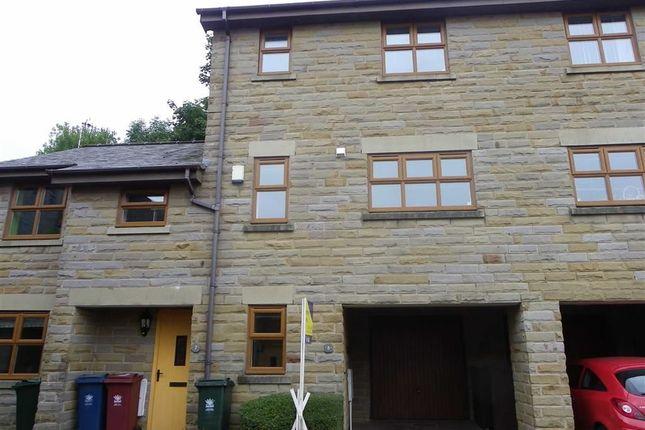 Thumbnail Town house to rent in Church Gardens, Longridge, Preston