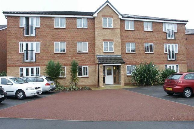 Thumbnail Flat to rent in Trent Bridge Close, Trentham, Stoke-On-Trent
