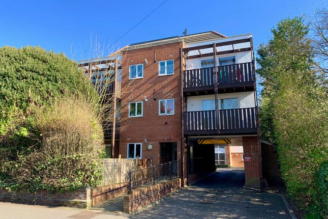 Flat for sale in Hill Lane, Banister Park, Southampton