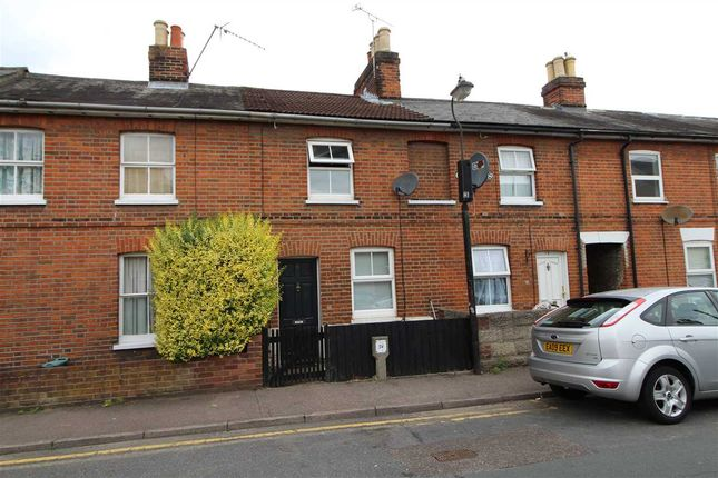 Thumbnail Terraced house for sale in Cannon Street, New Town, Colchester