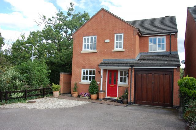 Thumbnail Detached house for sale in Wright Road, Long Buckby, Northampton