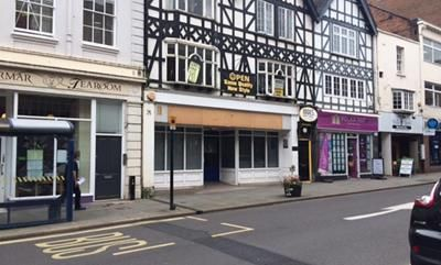 Thumbnail Retail premises to let in 39-40 Castle Street, Shrewsbury, Shropshire