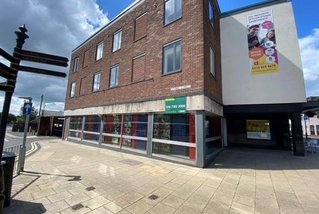 Thumbnail Retail premises to let in Hassell Street, Newcastle-Under-Lyme, Staffordshire