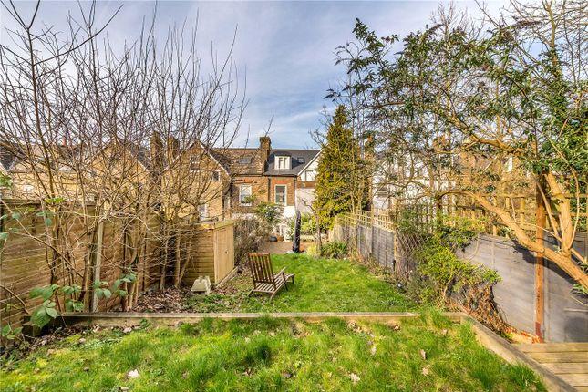 Garden Part One of Marmora Road, East Dulwich, London SE22