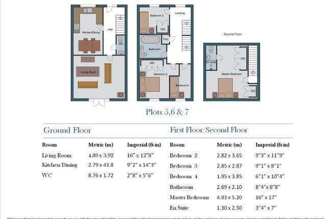 Floor Plan Plots 5-7.Png
