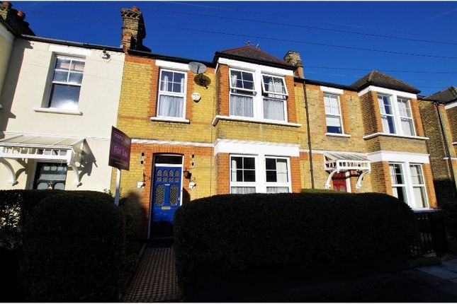 Thumbnail Terraced house for sale in Thornwood Road, London