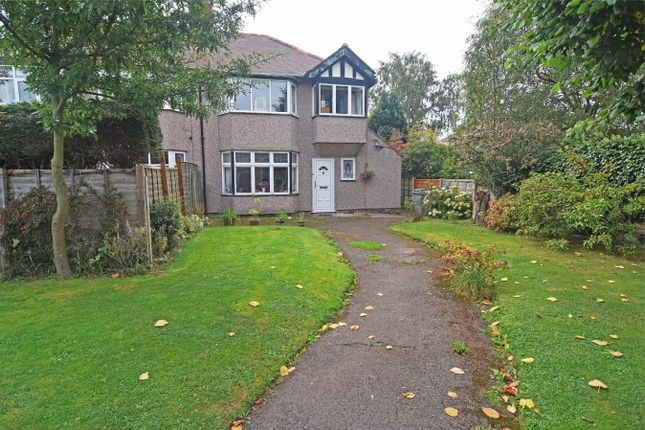 3 bed semi-detached house for sale in Pine View Drive, Heswall, Wirral, Merseyside