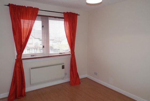 Bedroom of Scarrell Gardens, Castlemilk, Glasgow G45
