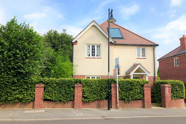 Thumbnail Detached house for sale in Gower Road, Shaftesbury