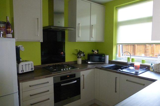 Thumbnail Semi-detached house to rent in Cavendish Road, Long Eaton, Nottingham