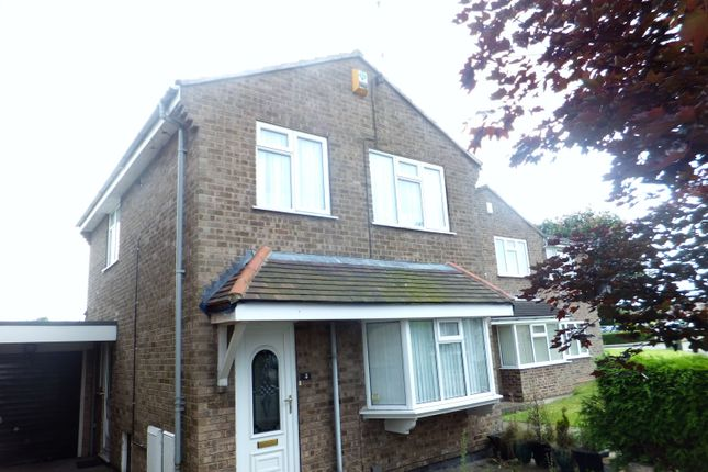 Thumbnail Detached house to rent in Scotswood Road, Mansfield Woodhouse, Mansfield