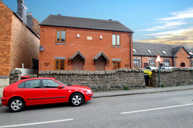 Thumbnail Semi-detached house to rent in South Street, Atherstone, Warwickshire
