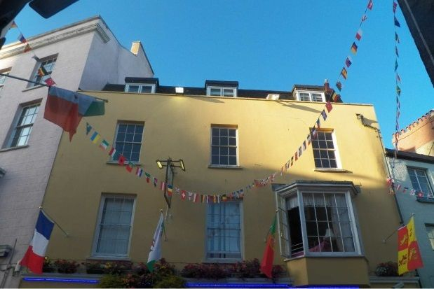 Thumbnail Property to rent in St. Julians Street, Tenby