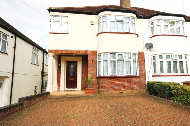 Thumbnail Semi-detached house for sale in The Woodlands, London