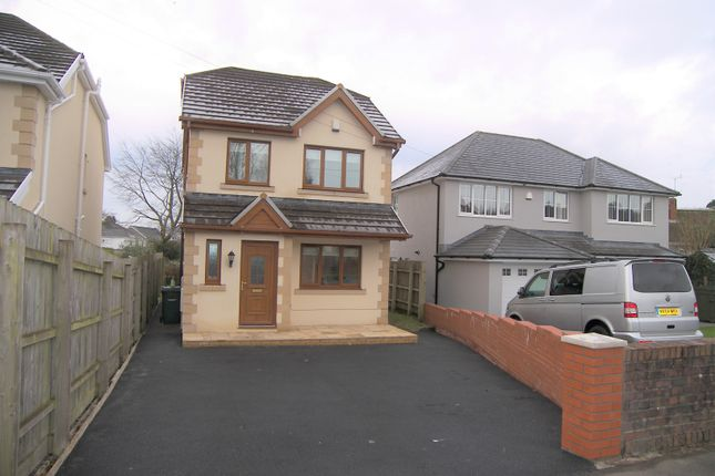 Thumbnail Detached house for sale in Main Road, Bryncoch, Neath