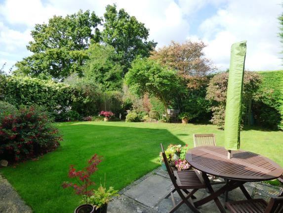 Garden of Oak Tree Close, Headley, Bordon GU35
