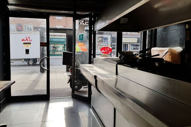 Thumbnail Restaurant/cafe for sale in Harrow Road, Wembley