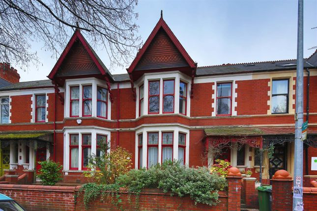 Thumbnail Property for sale in Albany Road, Roath, Cardiff