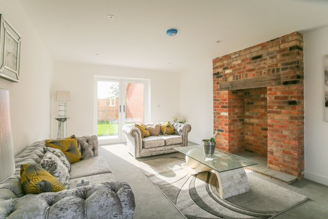 Thumbnail Detached house for sale in Motcombe Meadow, Motcombe, Shaftesbury