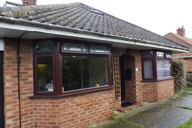Thumbnail Bungalow for sale in City View Road, Hellesdon, Norwich