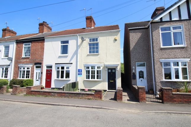 Thumbnail Semi-detached house to rent in Springfield Terrace Cramfit Road, North Anston, Sheffield