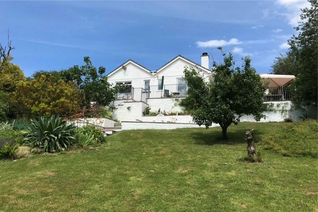 Thumbnail Detached bungalow for sale in Rivendell, Tomperrow, Threemilestone, Truro, Cornwall