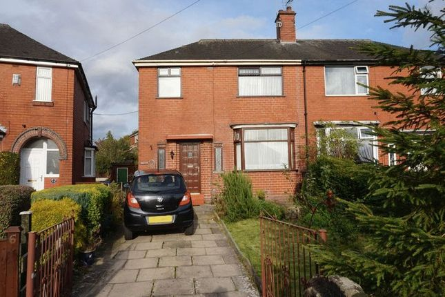 Thumbnail Semi-detached house for sale in Curzon Road, Burslem, Stoke-On-Trent