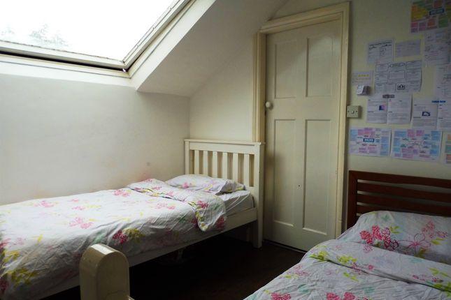 Attic Bedroom Space One