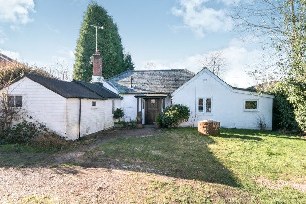 Thumbnail Detached house to rent in Chase Road, Bordon