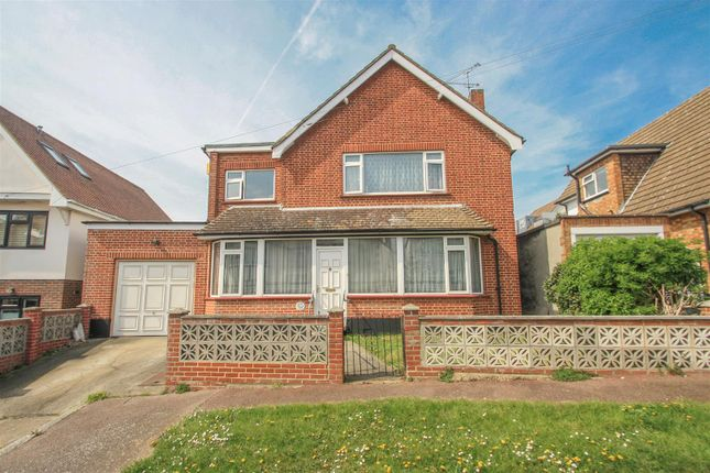 Thumbnail Detached house for sale in Britannia Gardens, Westcliff-On-Sea