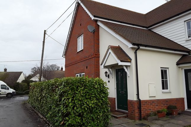 2 bed flat to rent in Old Bell Lane, Rettendon CM3