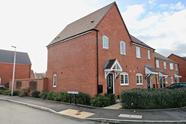 Thumbnail Semi-detached house for sale in Blenheim Road, Stratford Upon Avon