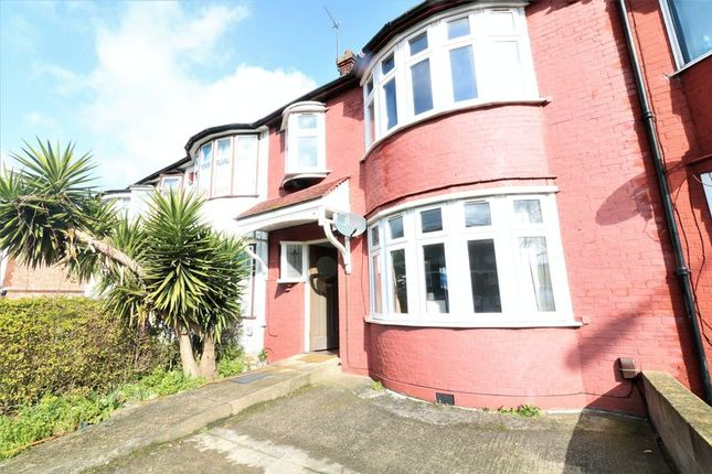 Thumbnail Terraced house to rent in West Green Road, London