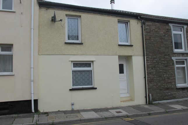 Thumbnail Terraced house for sale in Morgan Street, The Quar, Merthyr Tydfil