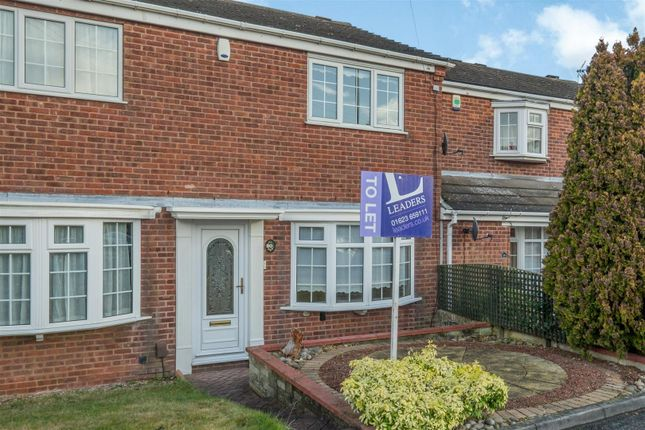 Thumbnail Semi-detached house to rent in Chestnut Mews, Mansfield