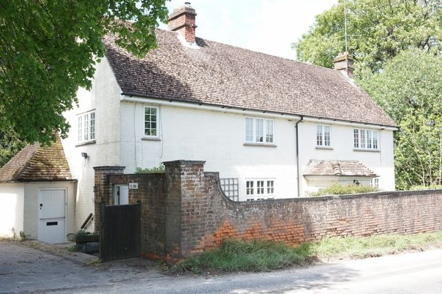 Thumbnail Detached house for sale in Hurstbourne Tarrant, Andover, Hampshire