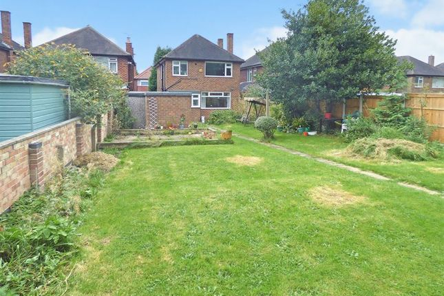 Thumbnail Detached house to rent in Bankfield Drive, Bramcote, Nottingham