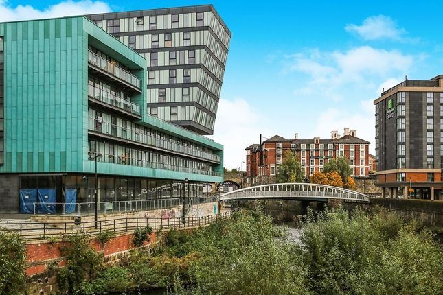 North Bank, Sheffield S3